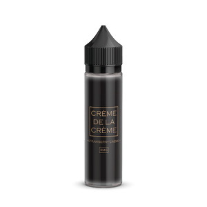 Creme De La Creme Strawberry Créme E-Liquid E-Juice - Flava Hub