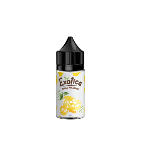 Exotica Salt Candy Lemon E-Juice - Flava Hub