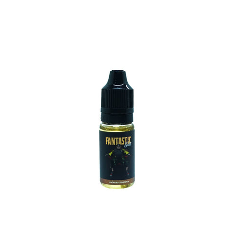 Image of Fantastic Nic Salt Cookie Butterscotch (10ML) E-Juice - Flava Hub