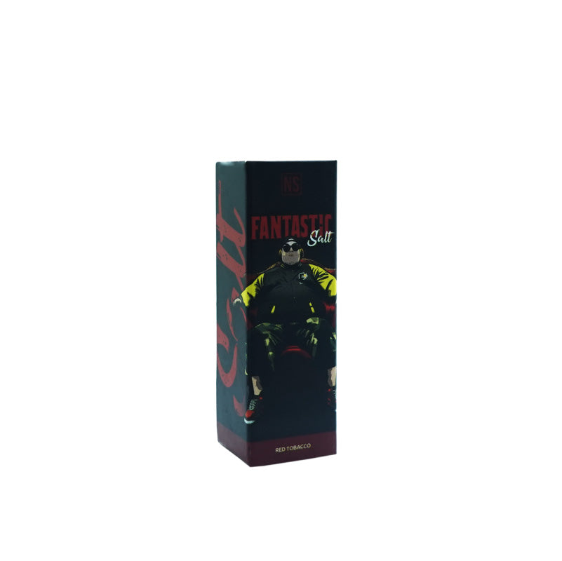 Fantastic Nic Salt Red Tobacco (10ML) E-Juice - Flava Hub