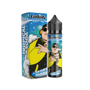 Fantastic Tropical Soda Cool Series E-Liquid E-Juice - Flava Hub