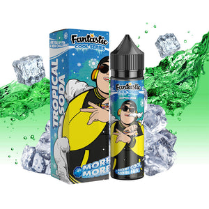 Fantastic Tropical Soda Cool Series E-Liquid