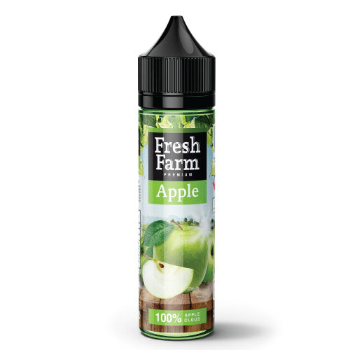 Fresh Farm Apple E-Liquid E-Juice - Flava Hub