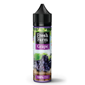Fresh Farm Grape E-Liquid E-Juice - Flava Hub