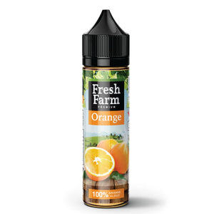 Fresh Farm Orange E-liquid E-Juice - Flava Hub