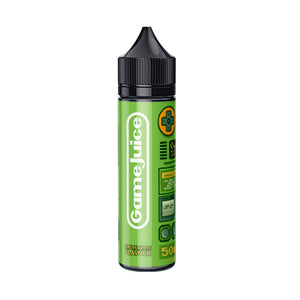 Game Juice Green Apple E-liquid E-Juice - Flava Hub