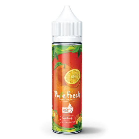 PURE FRESH ORANGE E-Juice - Flava Hub