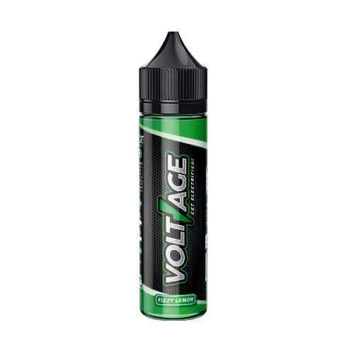 Voltage Fizzy Lemon E-liquid (50ml) E-Juice - Flava Hub
