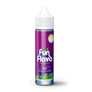 FUN FLAVA GRAPE E-Juice - Flava Hub