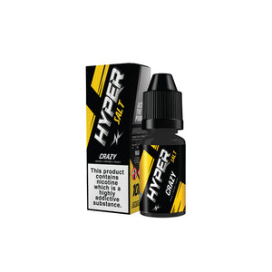 Hyper Salt Crazy Nic Salt (10ml)