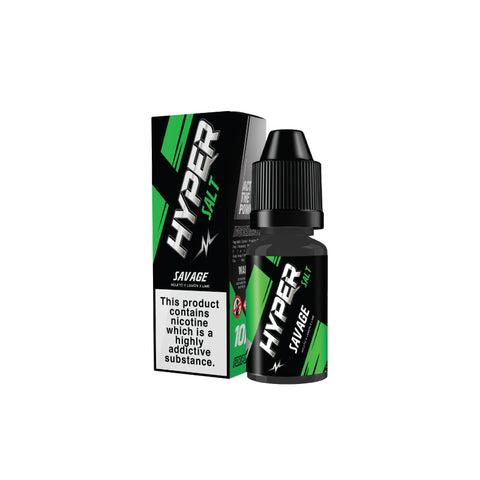 Hyper Salt Savage Nic Salt (10ml)