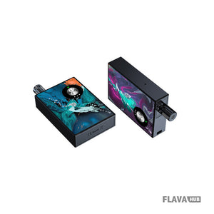 OVNS JC02 Starter Kit 1ml & 650mAh E-Juice - Flava Hub