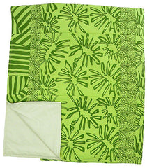 Paradise Quilted Throw