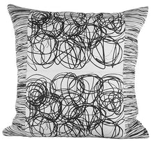 "Load image into Gallery viewer, Tumble Weeds 24"" x 24"" pillow"