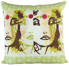 "Load image into Gallery viewer, Idir 24"" x 24"" pillow"
