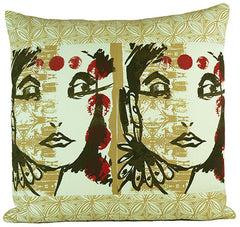 "Emi 24"" x 24"" pillow"