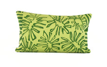 "Load image into Gallery viewer, ""Paradise"" 12"" x 20 "" pillow"