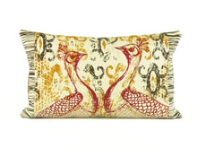 "Load image into Gallery viewer, ""Enchanted"" 12"" x 20"" pillow"