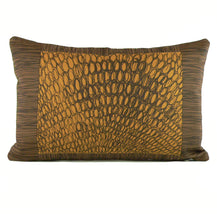 "Load image into Gallery viewer, ""Pebbles"" 16"" x 24"" pillow"