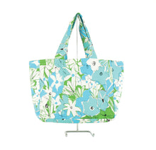 "Load image into Gallery viewer, ""Parisian Poppies"" Day Tripper Bag"