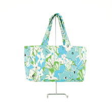 "Load image into Gallery viewer, ""Parisian Poppies"" Skat Bag"