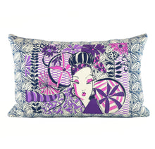 "Load image into Gallery viewer, ""Flirt"" 16"" x 24"" pillow"