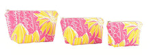 "Load image into Gallery viewer, ""Duchess"" in Pink Lemonade- Fat Bottom Bag- Large"