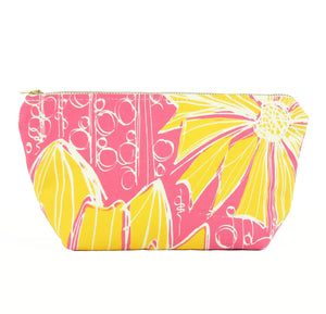 """Duchess"" in Pink Lemonade- Fat Bottom Bag- Medium"