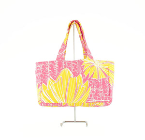 """Duchess"" in Pink Lemonade- Skat Bag"