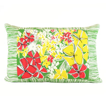 "Load image into Gallery viewer, ""French Meadows"" 16"" x 24"" pillow"