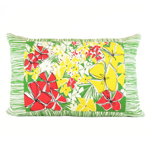 """French Meadows"" 16"" x 24"" pillow"