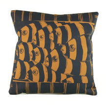 "Load image into Gallery viewer, ""Schooled"" 18"" x 18"" pillow"