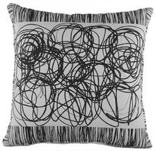 "Load image into Gallery viewer, ""Tumble Weeds"" 18"" x 18""pillow"