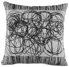 """Tumble Weeds"" 18"" x 18""pillow"