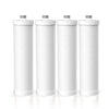 FRIZZLIFE FZ-2 Replacement Filter Cartridge Set (4 Pack) for MP99, MK99 Water Filter System