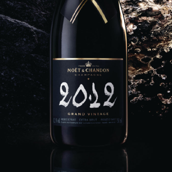 MOËT & CHANDON Grand Vintage 2012 Wine Dinner (12 June)