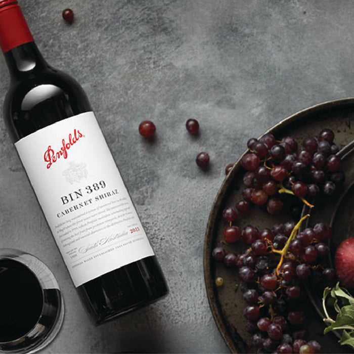 Special Offer - Penfolds Bin 389 2017 Gift Box