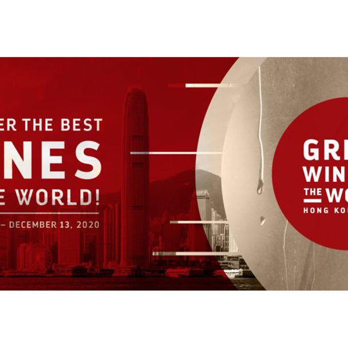 James Suckling Great Wines of the World 2020
