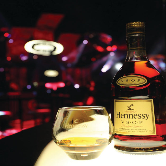 Hennessy Cognac Tasting (30 Aug)