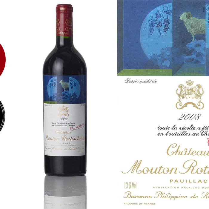 Special Offer - Ch. Mouton Rothschild 2008