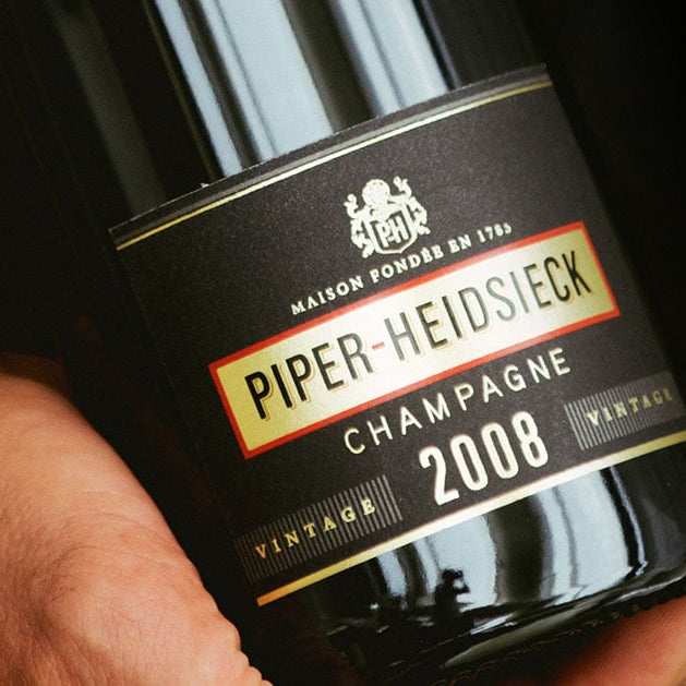Limited Offer - 2008 Piper-Heidsieck