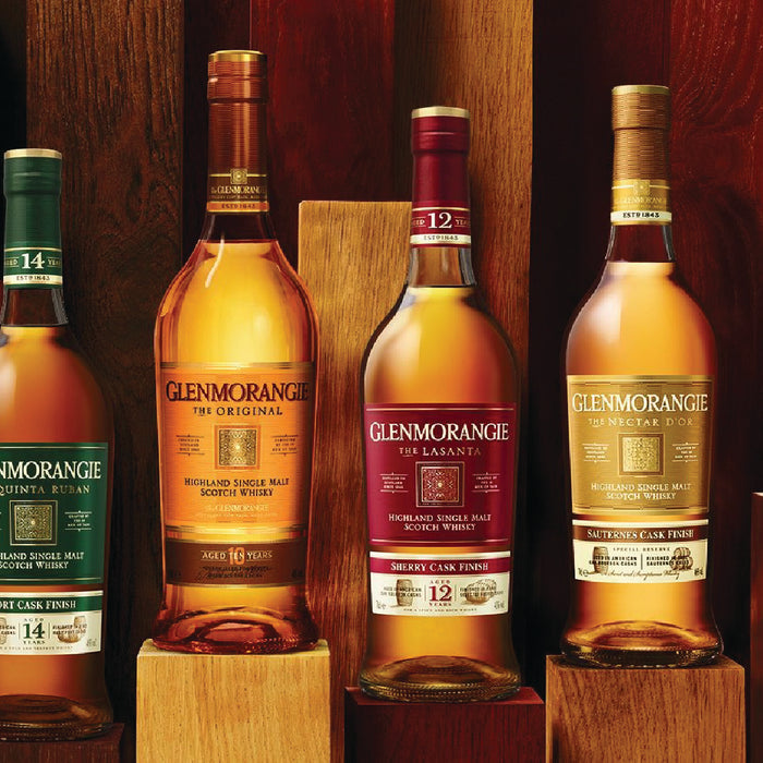 Glenmorangie Single Malt Whisky Tasting (17 Apr)