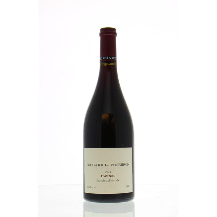 2013 Richard G. Peterson Pinot Noir