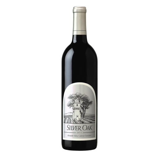 2011 Silver Oak Cellars Alexander Valley Cabernet Sauvignon (3000 ml)