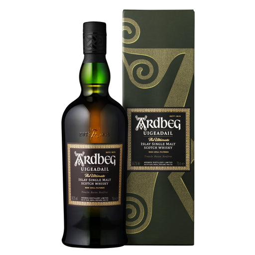 Ardbeg Uigeadail Single Malt Whisky