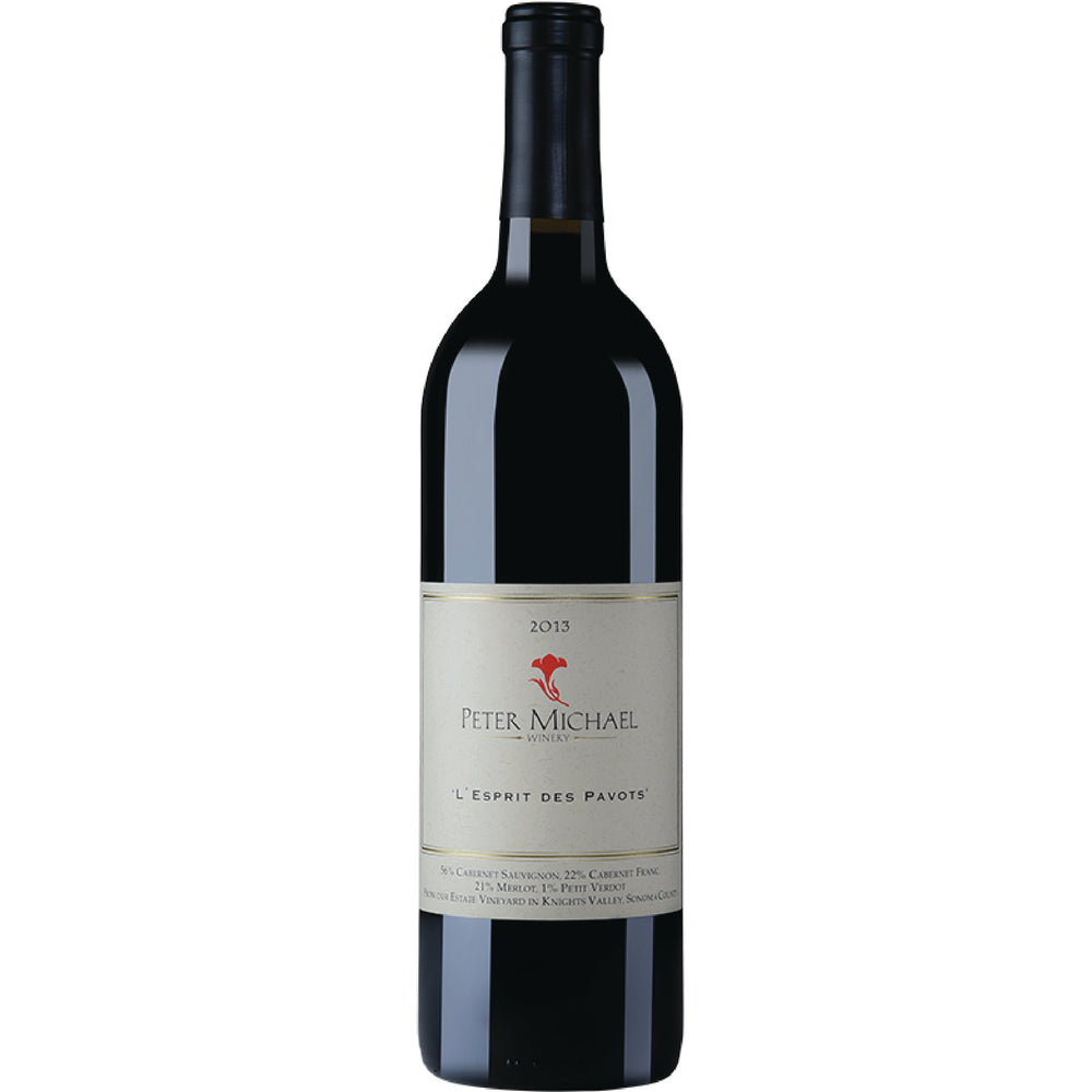 2013 Peter Michael Winery L'Espirit des Pavots