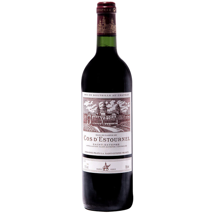 1996 Chateau Cos d'Estournel (375 ml)