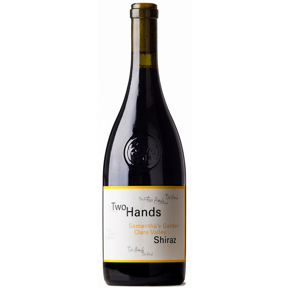 2013 Two Hands Shiraz Samantha's Garden Clare