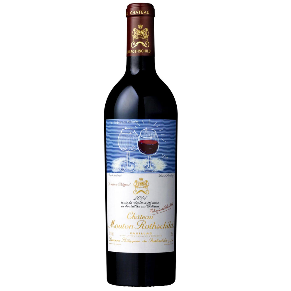 2014 Chateau Mouton Rothschild