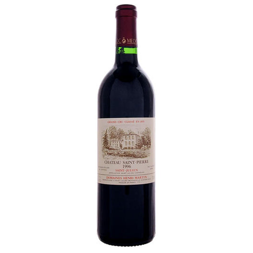1996 Chateau Saint Pierre